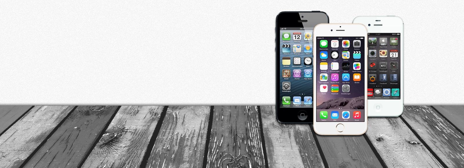 Inkoop iPhone