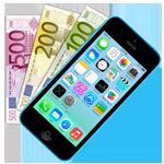 iPhone 5c verkopen
